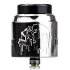 Nightmare RDA by Suicide Mods in Stainless Steel