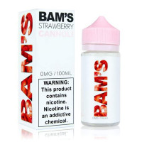 Strawberry Cannoli By Bam's Cannoli 100ml Shortfill