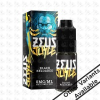 Black Reloaded By Zeus Juice 10ml 50/50