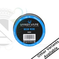 VandyVape Mesh Wire 5ft