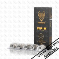 SnowWolf WF Replacement Coils 5 Pack