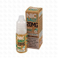 Cool Ice Mint Nic Salt By Flawless 10ml 20mg