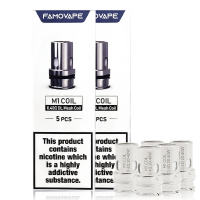 Magma AIO Replacement Coils 5 Pack By Famovape