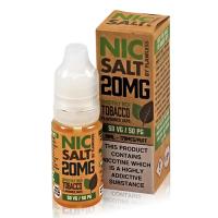 Smooth Rich Tobacco Nic Salt By Flawless 10ml 20mg