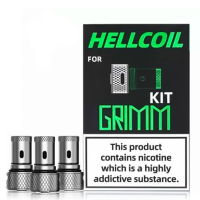 Grimm Replacement Coils By Hellvape 3 Pack
