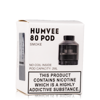 Humvee 80w Replacement Pod By Sigelei (Single)