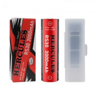 Hercules RS30 18650 Battery By FumyTech