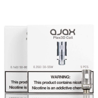 Ajax Replacement Coil 5 Pack By Innokin