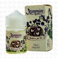 Blueberry Jam Tart By Jammin Shortfill 50ml