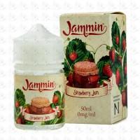 Strawberry Jam By Jammin Shortfill 50ml
