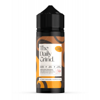 Salted Caramel Cappuccino By The Daily Grind 100ml Shortfill