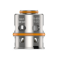 M Series Replacement Coils By Geekvape 5 Pack