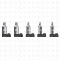 Orion Q Pro Replacement coils 5 Pack By Lost Vape