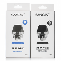 RPM 4 Replacement XL Pod By Smok 3 Pack