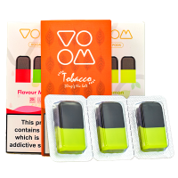 Voom Replacement Pods 3 Pack