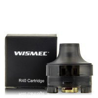 R40 Replacement Pod By Wismec