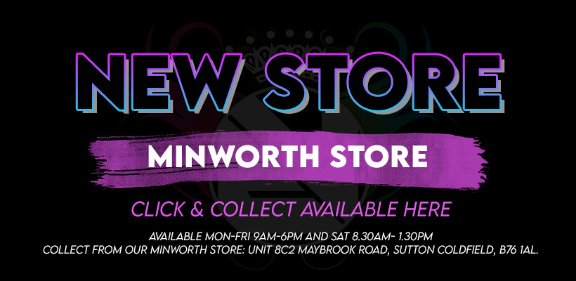 new minworth store now open with click and collect available
