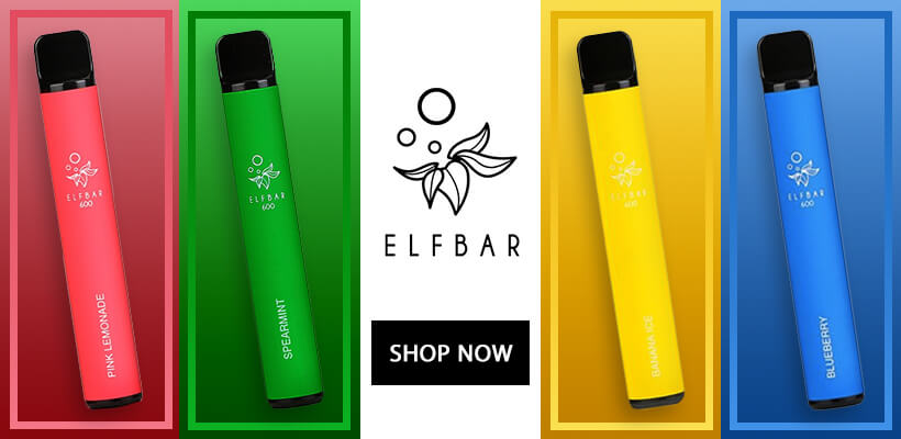 Elf Bar disposables available now