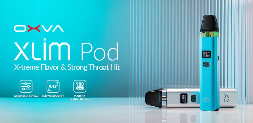 OXVA Xlim Pod Kit Available Now